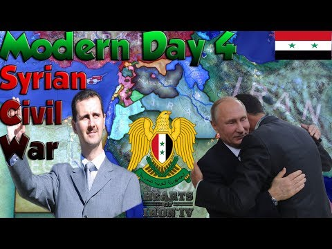 Allah, Syria and Bashar: The Syrian Civil War in Modern Day 4 | #01