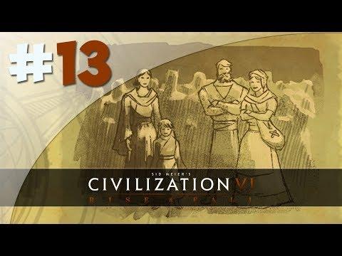 Ecosse - #13 Civilization VI, Rise and Fall