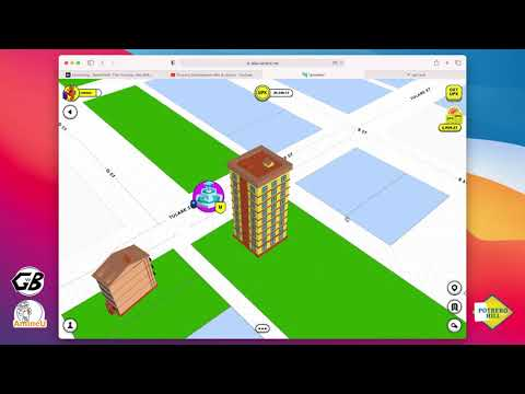 #Upland New City and Property structures.