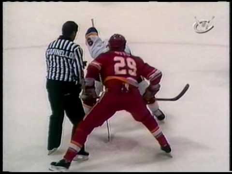 St. Louis Blues vs. Calgary Flames - Monday Night Miracle 5/12/1986