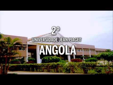 Melhores Universidades de Angola (CANAL 82- ANGOLA)