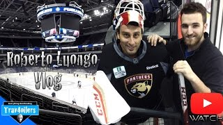 Meeting w/ Roberto Luongo | Panthers Morning Skate