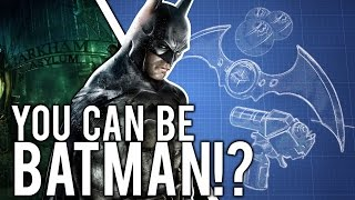 The TECH! - Can we create BATMAN using today