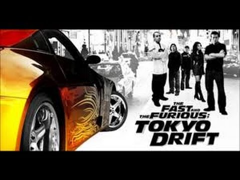 The Fast and the Furious Tokyo Drift - Movie