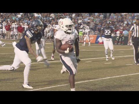 ODU blown out by FAU 58-28 in Conference USA opener