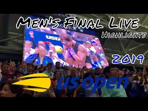 2019 US Open Men's Final Highlights: Rafael Nadal Vs Daniil Medvedev | Live