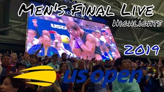 2019 US Open Men's Final Highlights: Rafael Nadal vs Daniil Medvedev