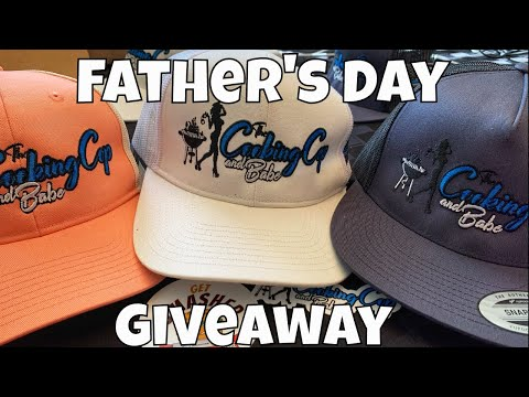 Father's Day Live Chat And GIVEAWAY!