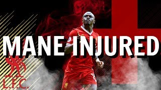 Liverpool fc news latest | sadio mane out injured with a hamstring injury