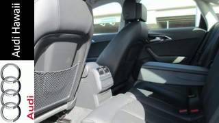 2013 Audi A6 Honolulu, HI #E821 - SOLD