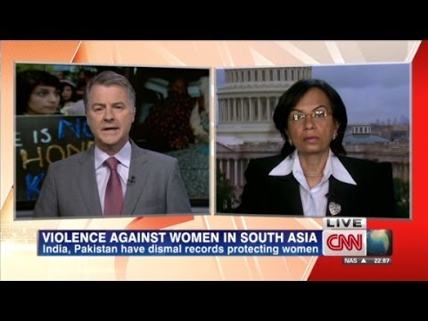 Violence Against Women in South Asia