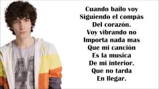Cuando Bailo Ramiro Soy Luna Letra Completa