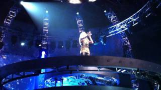 Carrie Underwood - Jesus Take The Wheel (Live at the Yakima Sundome 12-14-2010)