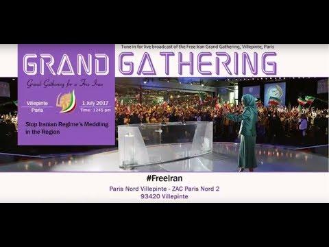 Iranian Resistance Grand Gathering