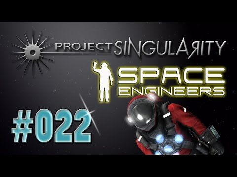 Project-S - Space Engineers - S1E22 - Mission Mining Transport