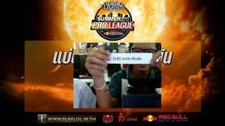 Draw Bracket : Pro League 2014 : Summer Season by Red Bull Extra