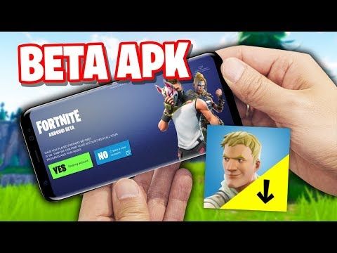 How To INSTALL Fortnite Mobile ANDROID Beta APK