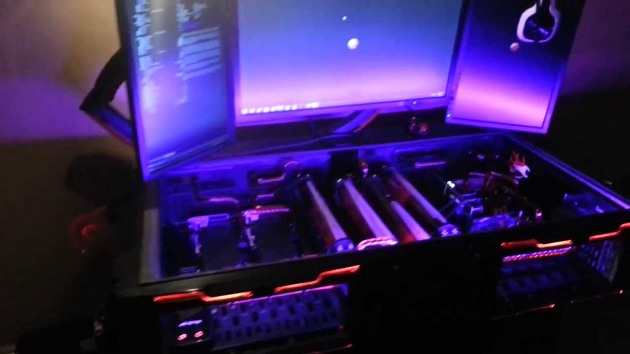Ultimate Gaming Computer Build Desk Pc Build Name
