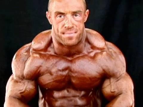 2007 Nationals Men's Bodybuilding Posing 2