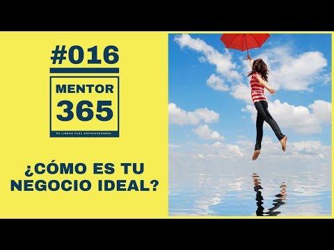 MENTOR365 #016 ¿Cómo es tu negocio ideal?