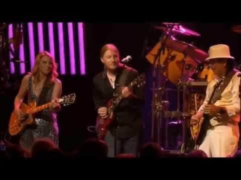 Santana w/ Tedeschi-Trucks 'Live' Make Somebody Happy