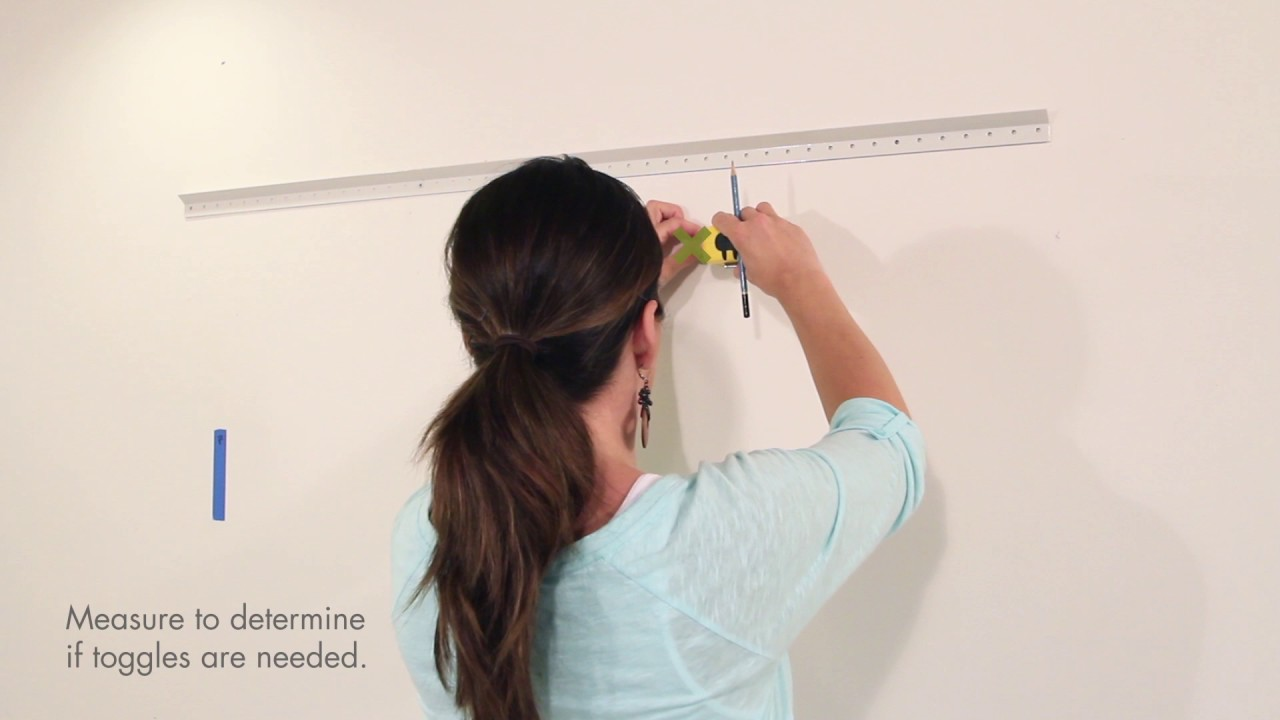 How To Install An Easy Track Closet System