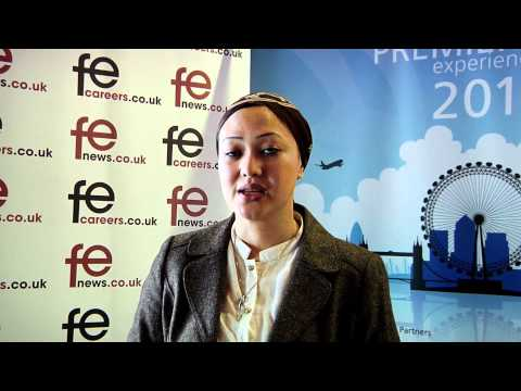 Amany Moemen, Executive Board Member, Industrial Training Council in Egypt, vocational skills