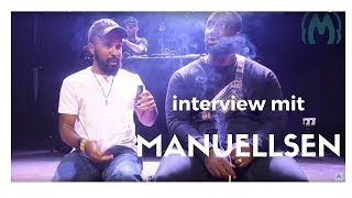 Manuellsen Interview: AfD, Rückwärts-Rassismus, Mert, R&B, Zemine, Megaloh |MalcolmMusic