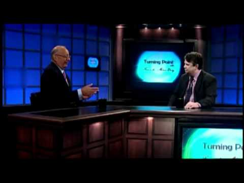 Turning Point with Frank MacKay  former New York Senator Al D'Amato Pt. 1 of 2