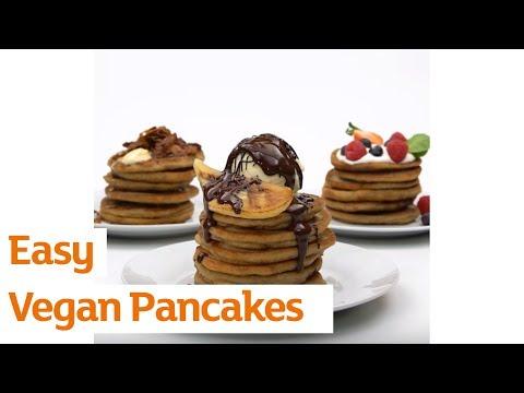 Easy Vegan Pancakes | Sainsbury's