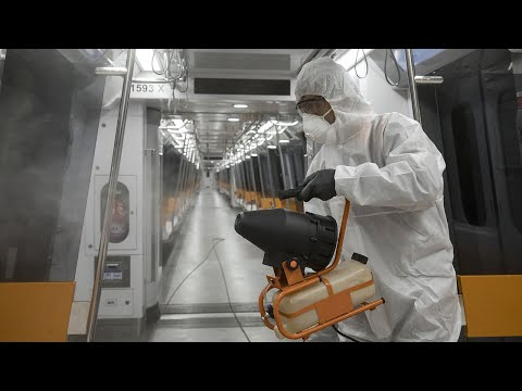 Spain on lockdown after coronavirus forces state of emergency to be declared