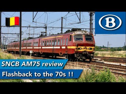 trip-report-|-sncb-(2nd-class)-|-am75-|-brussel-zuid-🇧🇪---antwerpen-centraal-🇧🇪-|