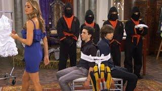 В ударе! (Сезон 2 Серия 16) Незваные гости | Сериал Disney