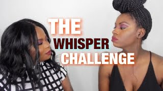 THE WHISPER CHALLENGE + TOP 10 AFRO BEATS/NAIJA SONGS OF 2016 W/ IFY | Loveglam