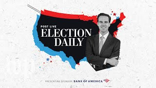 Post Live Election Daily with Peter Navarro and Rep. Lisa Blunt Rochester (Full Stream 10/30)