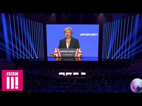 Theresa May VS Cassetteboy: The Greatest Dancer