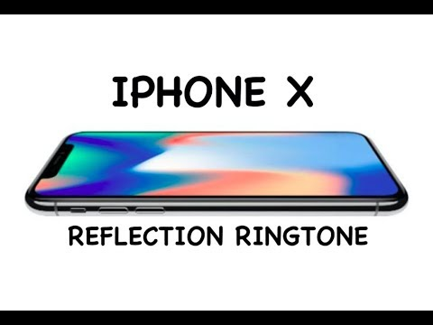 How To Download The Iphone X Default Ringtone Youtube