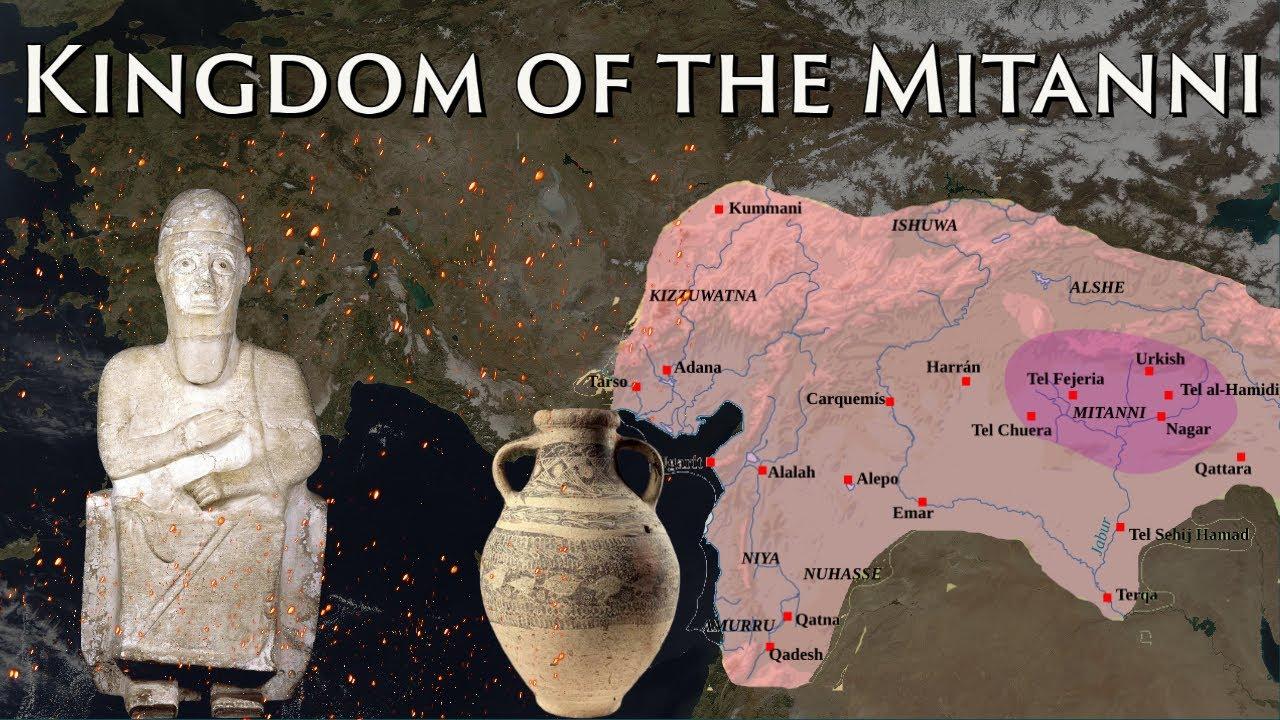 Mitanni - World History Encyclopedia