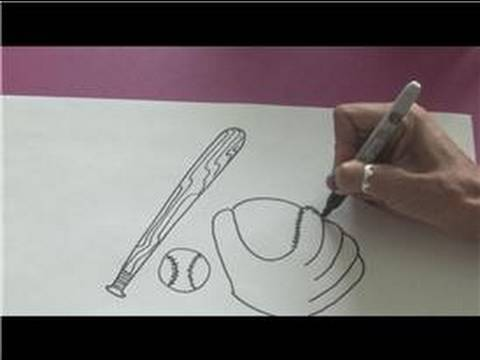 0025099e2a5 Drawing Lessons   How to Draw Sports Equipment - YouTube