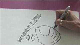 Drawing Lessons : How to Draw Sports Equipment