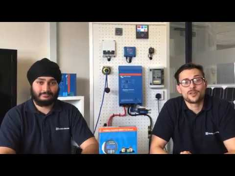 Introduction to the Victron BMV 712 Smart Battery Monitor