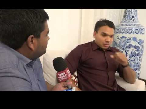 Namal Rajapaksa's Facebook Live Interview with BBC - Full Interview