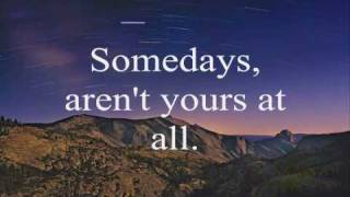 Regina Spektor Somedays Lyrics