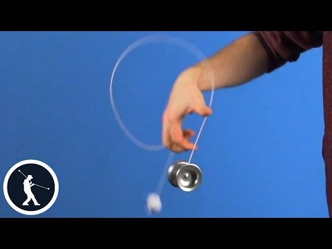 How To Do The Gravity Whip Freehand Yoyo Trick