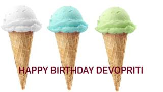 Devopriti   Ice Cream & Helados