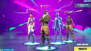 Sleyrahal wins Skin Fortnite