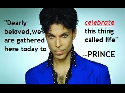 The Mandela Effect (The Song Let's Go Crazy By Prince Is Different In This Reality) Please Vote #38