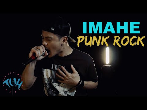 """""""IMAHE"""" - Magnus Haven  Punk Rock Cover by The Ultimate Heroes"""
