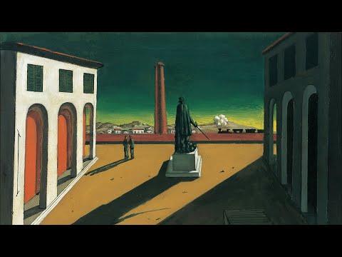 The Metaphysical Art of GIORGIO de CHIRICO