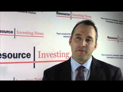 Orbite Aluminae (TSX:ORT) VP Corporate Development Marc Johnson Interview with INN at PDAC 2013